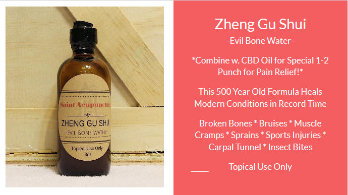 Evil Bone Water Cloud 9 Acupuncture