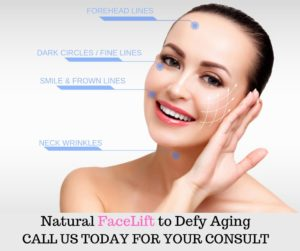 facial acupuncture treatment