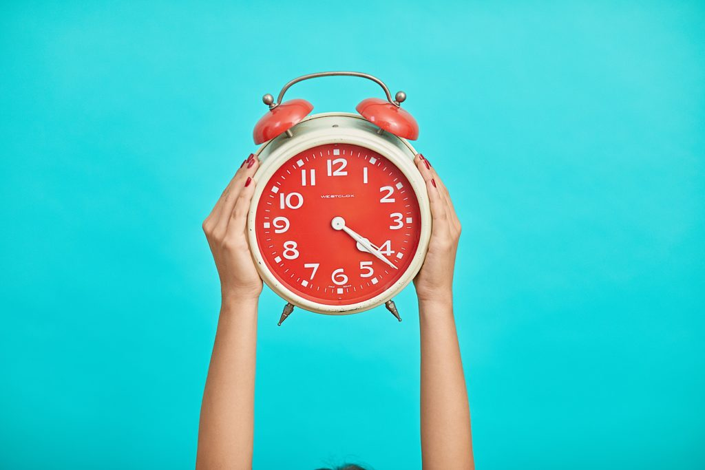 Tips for Adjusting to Daylight Savings Time